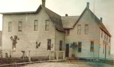Wilno Tavern early days The Exchange Hotel